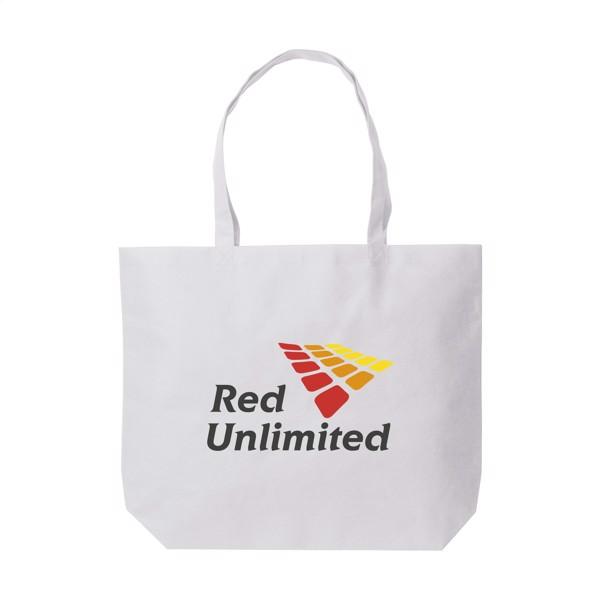 Royal Shopper bag - White