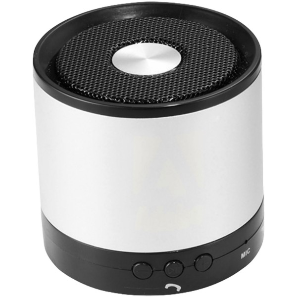 Greedo Bluetooth® aluminium speaker - Silver