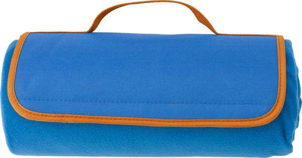 Fleece (150 gr/m²) picnic blanket