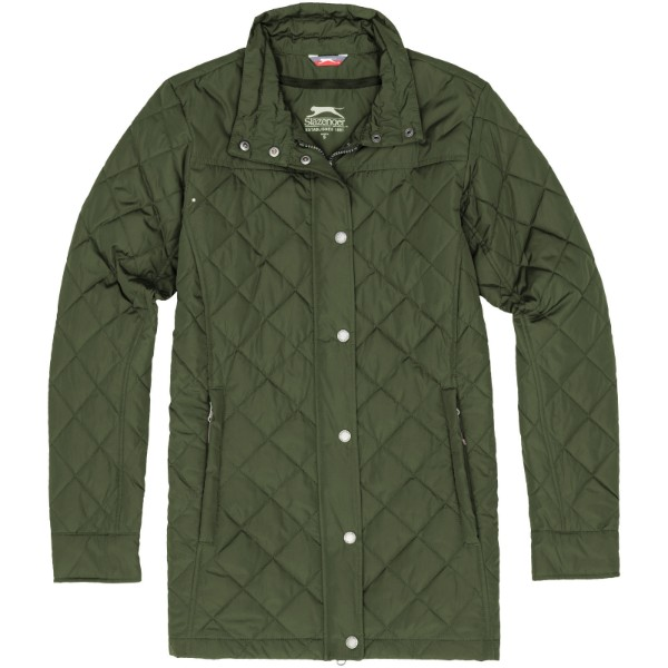 Stance ladies insulated jacket - Army green / XS