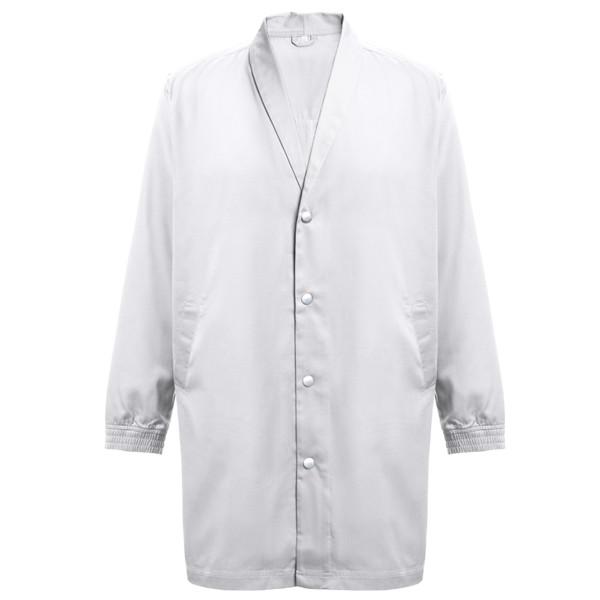 THC MINSK WH. Unisex pracovní plášť - Bílá / XXL