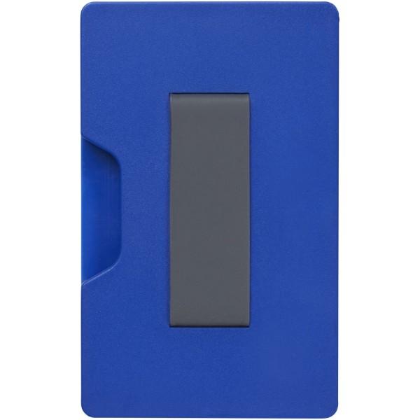 Shield RFID pouzdro na karty - Světle modrá