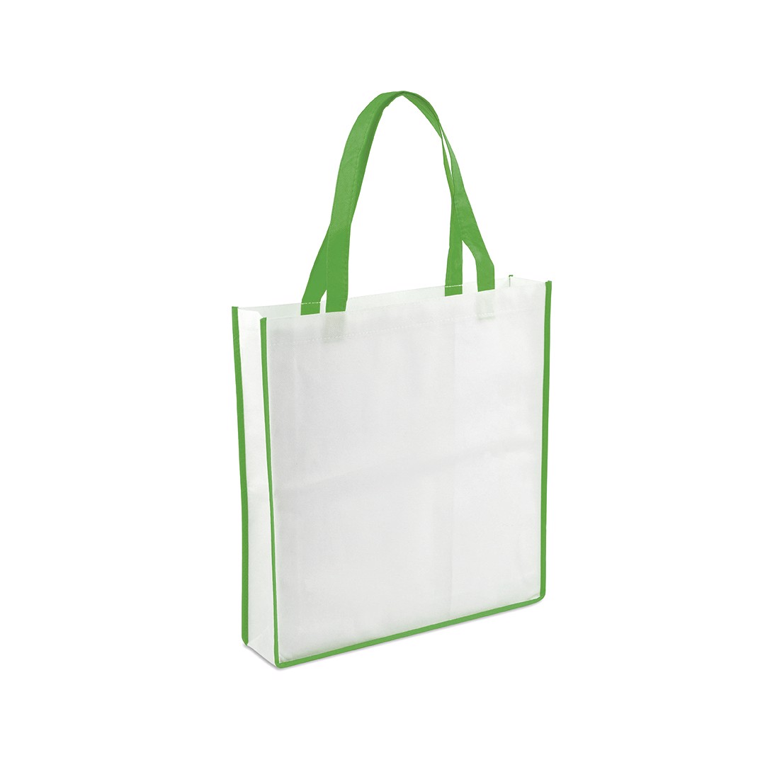 Saco Sorak - Branco / Verde