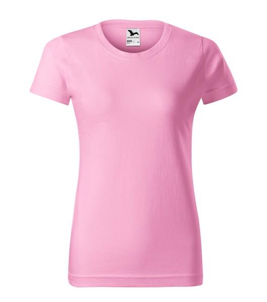Tričko dámské Malfini Basic - Růžová / L