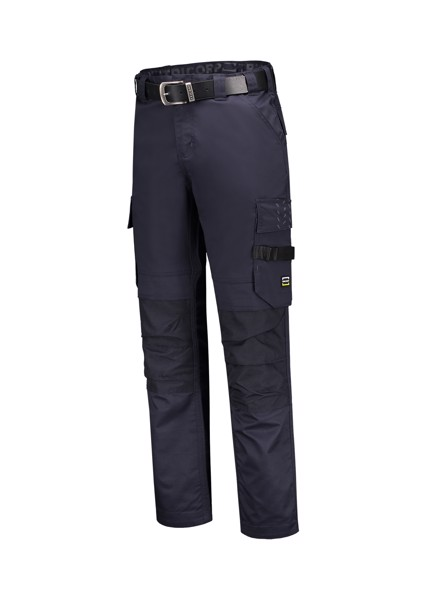 Pracovní kalhoty unisex Tricorp Work Pants Twill Cordura - Námořní Modrá / 53