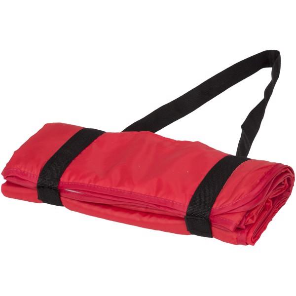 Pikniková deka Roler s popruhy pro přenášení