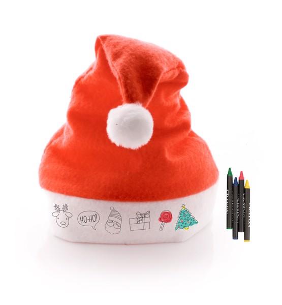 Set De Colorat De Crăciun Rupler - Roșu