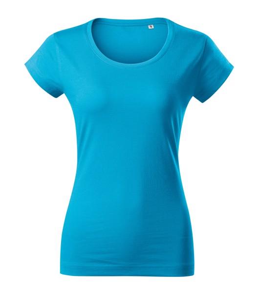 Tričko dámské Malfini Viper Free - Tyrkysová / XL