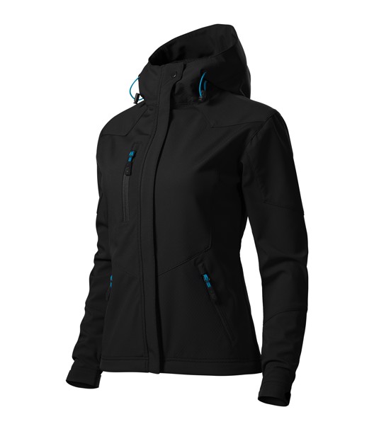 Softshell Jacket Ladies Malfini Nano - Black / S