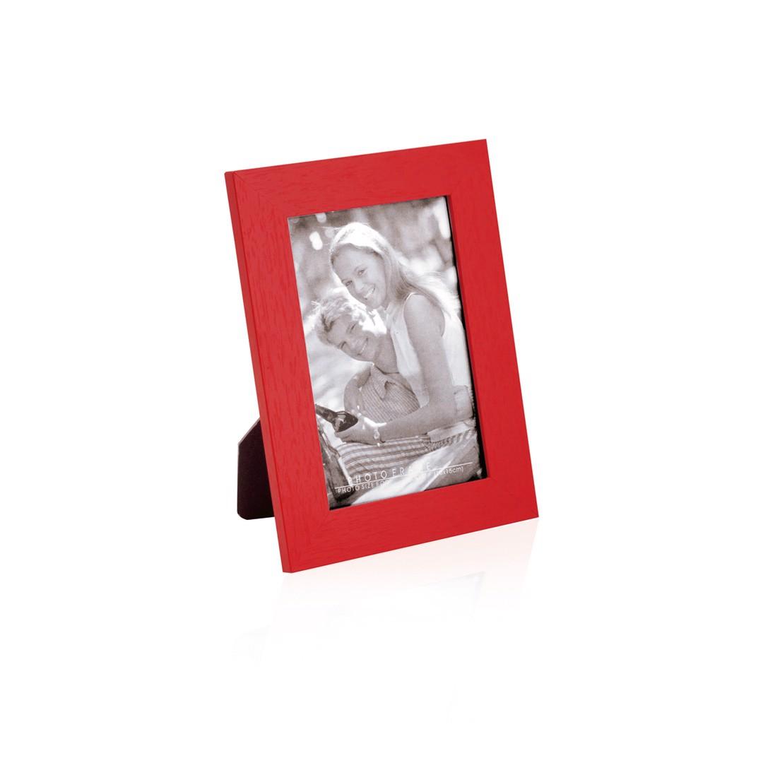 Portafotos Stan - Rojo
