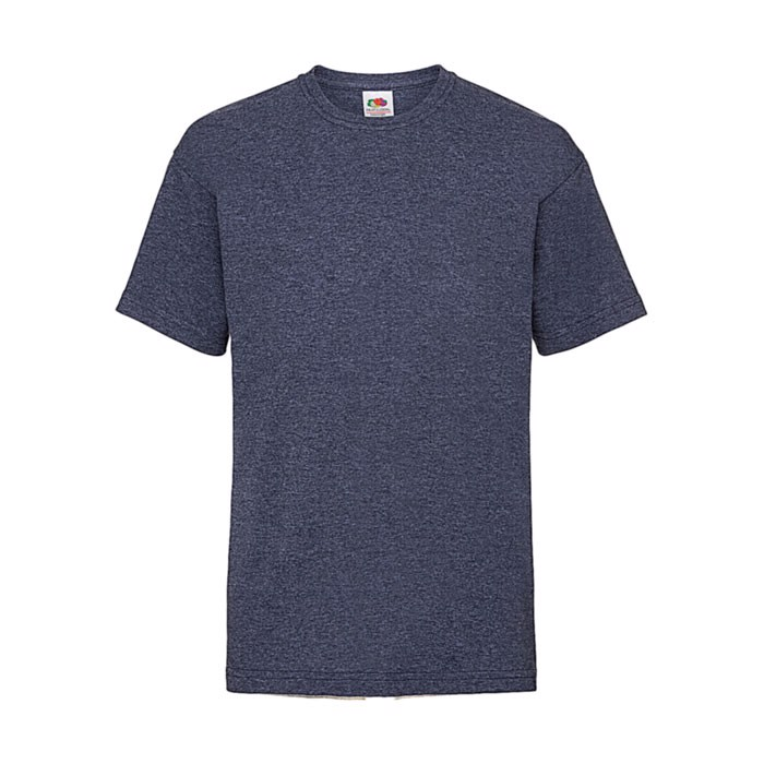 Kinder T-Shirt 165 g/m² Kids Value Weight 61-033-0 - Heather Navy / XL