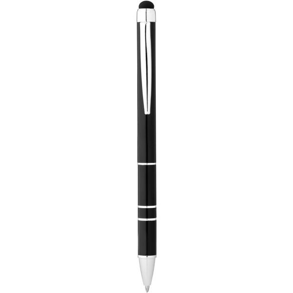Charleston Stylus Kugelschreiber - Schwarz