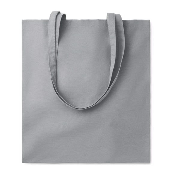 Cotton shopping bag 105 gr/m² Cottonel Colour - Grey