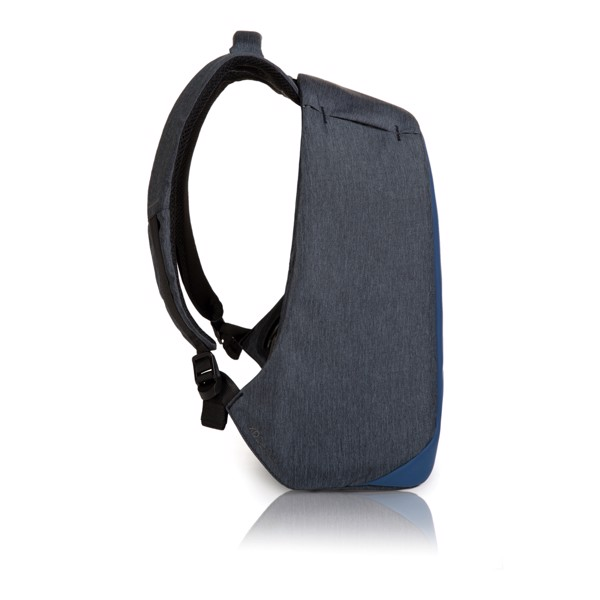 Bobby compact anti-theft backpack - Blue