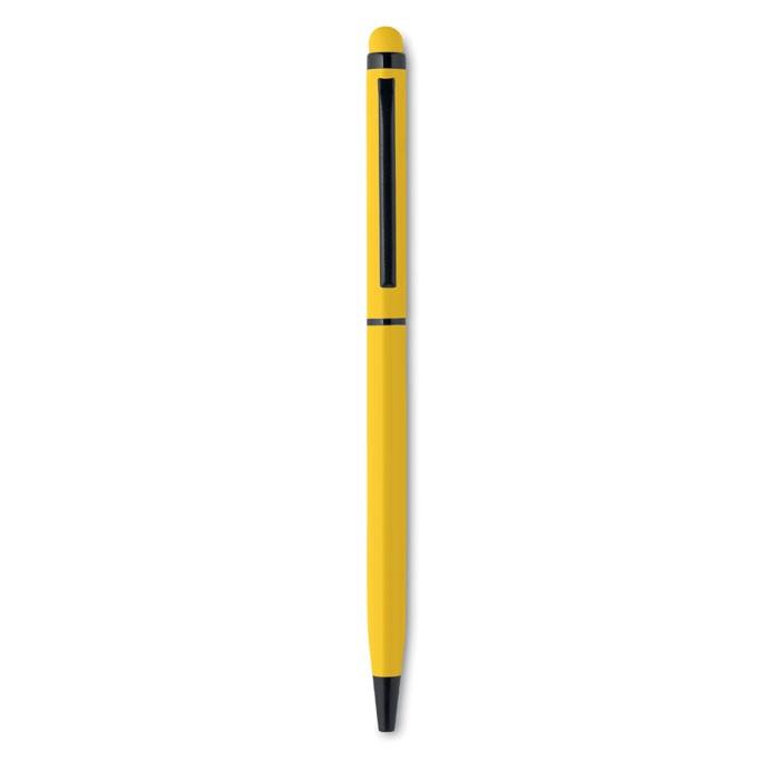 Kuličkové pero Neilo Colour - yellow