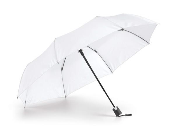 TOMAS. Compact umbrella - White