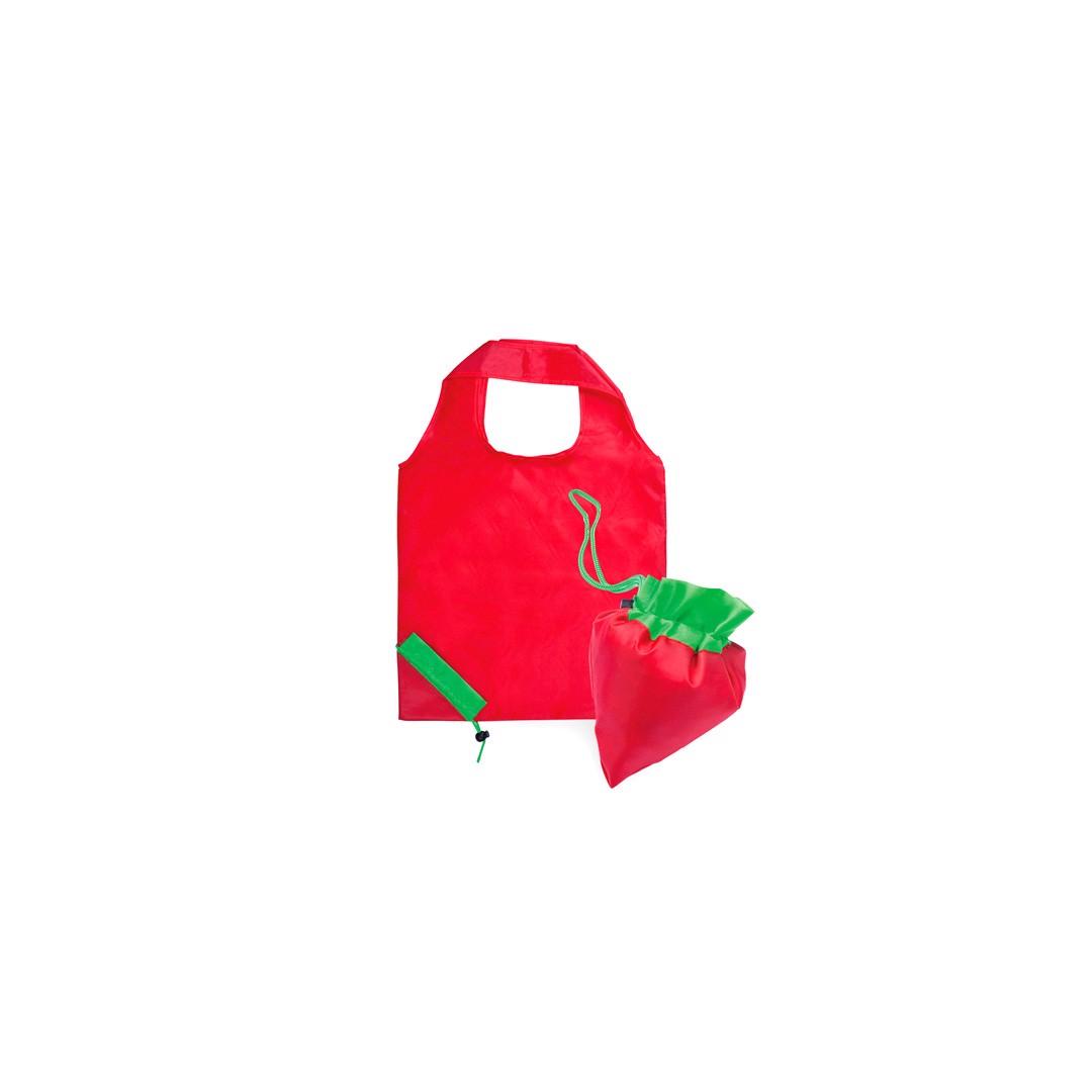 Bolsa Plegable Corni - Fresa