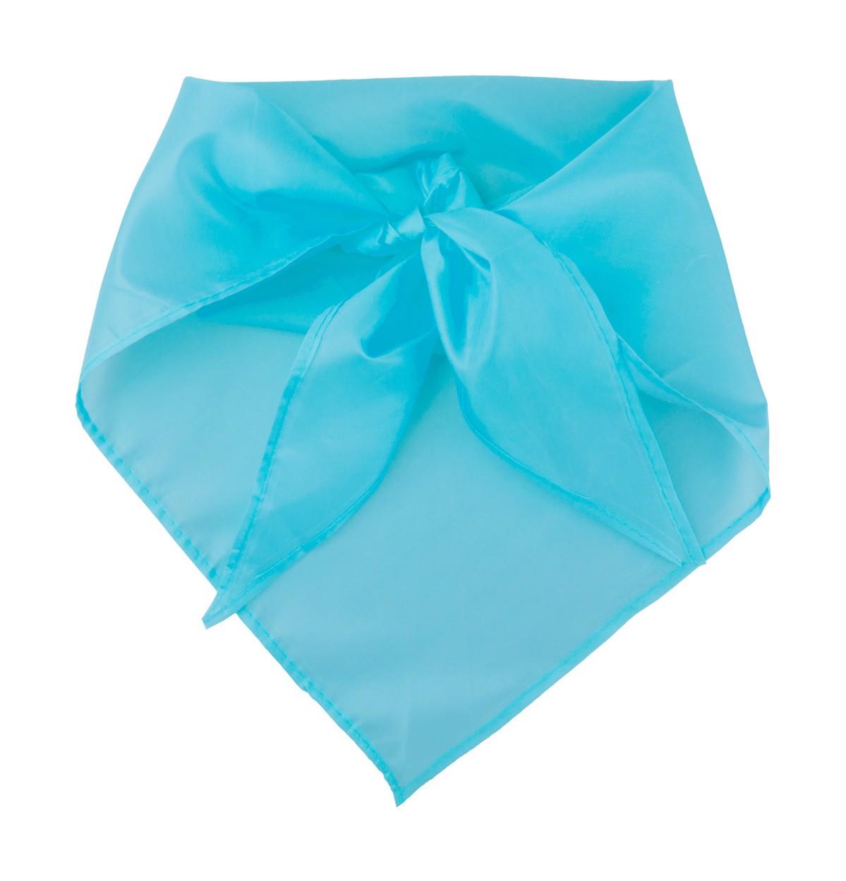 Šátek Plus - Světle Modrá