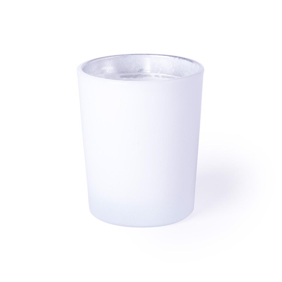 Aromatic Candle Nettax - White