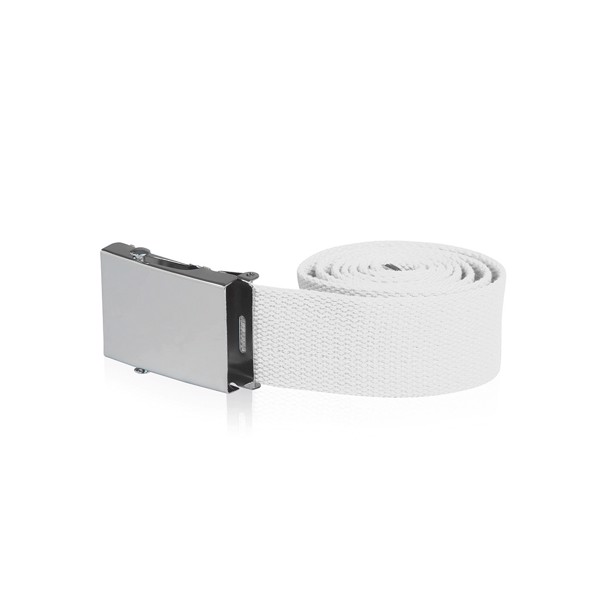 Belt Look - White