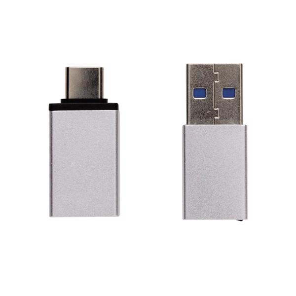 Sada adaptérů USB A/USB C