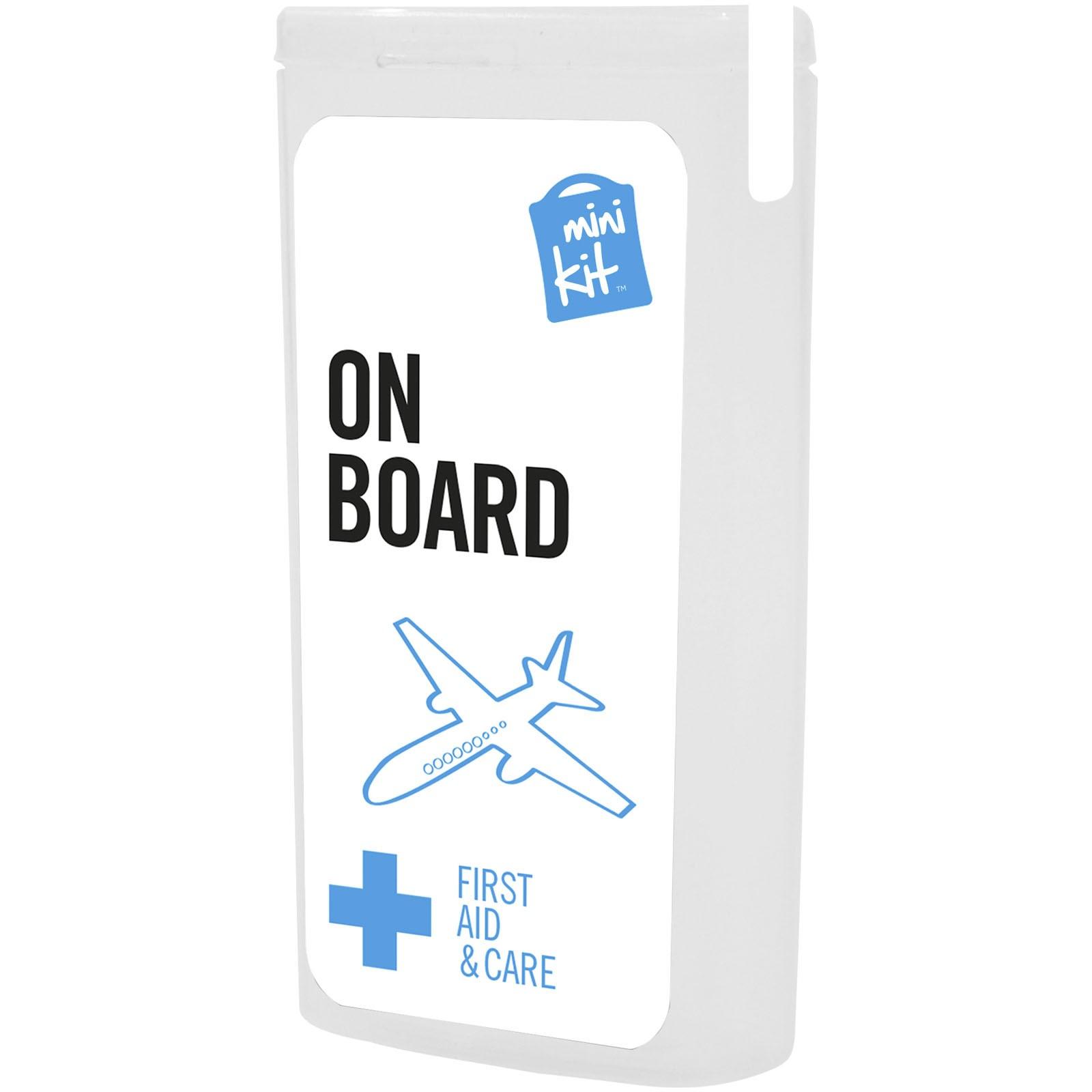 MiniKit On Board Travel Set - White