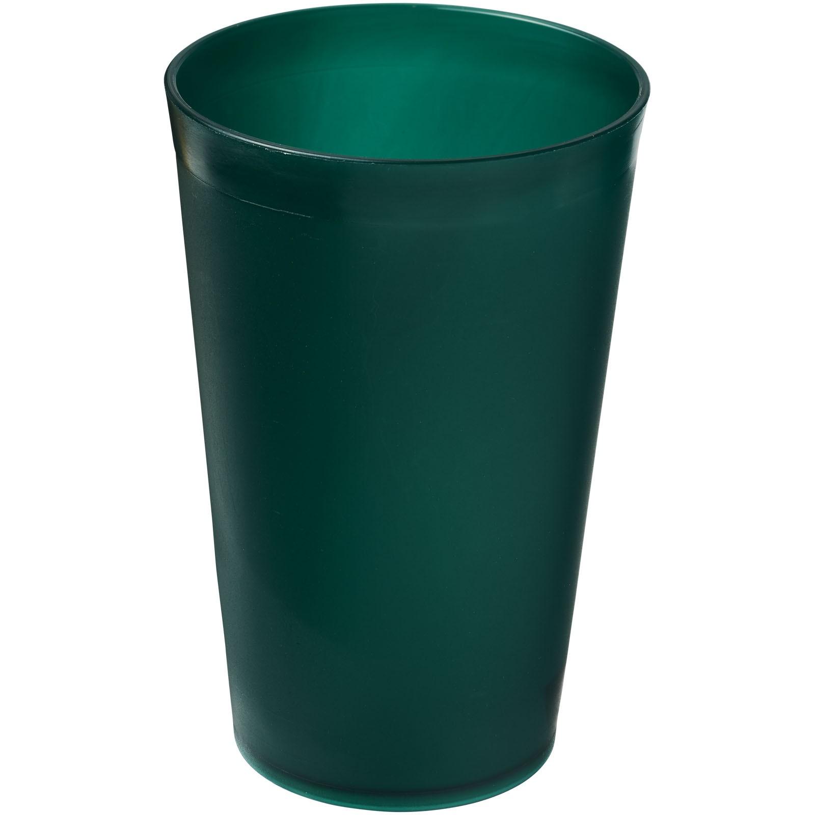 Plastový kelímek Drench 300 ml - Zelená S Efektem Námrazy