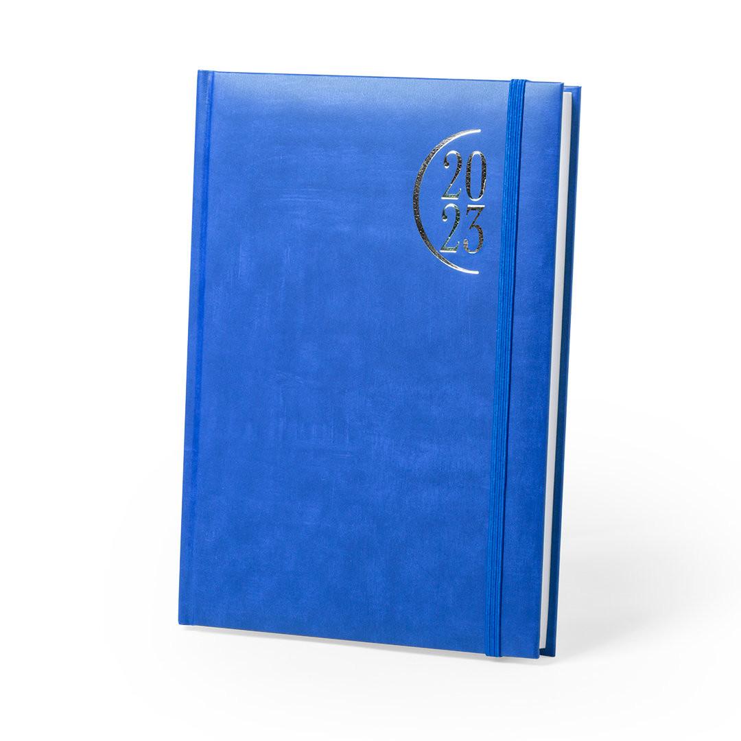 Agenda Waltrex - Azul