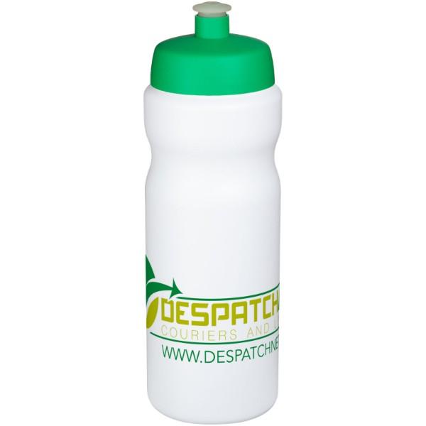Baseline® Plus 650 ml sport bottle - White / Green