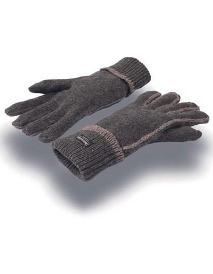 Comfort Thinsulate™ Gloves - Grey / Grey / L/XL