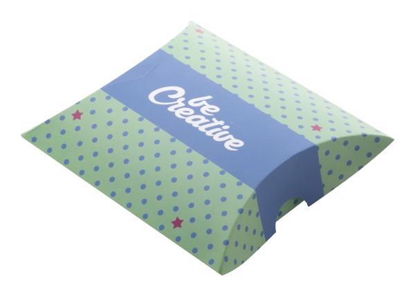 Krabička Na Povlak Polštáře CreaBox Pillow S - Bílá