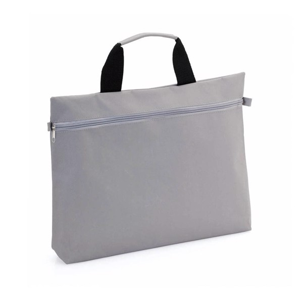 Document Bag Cyrus - Grey