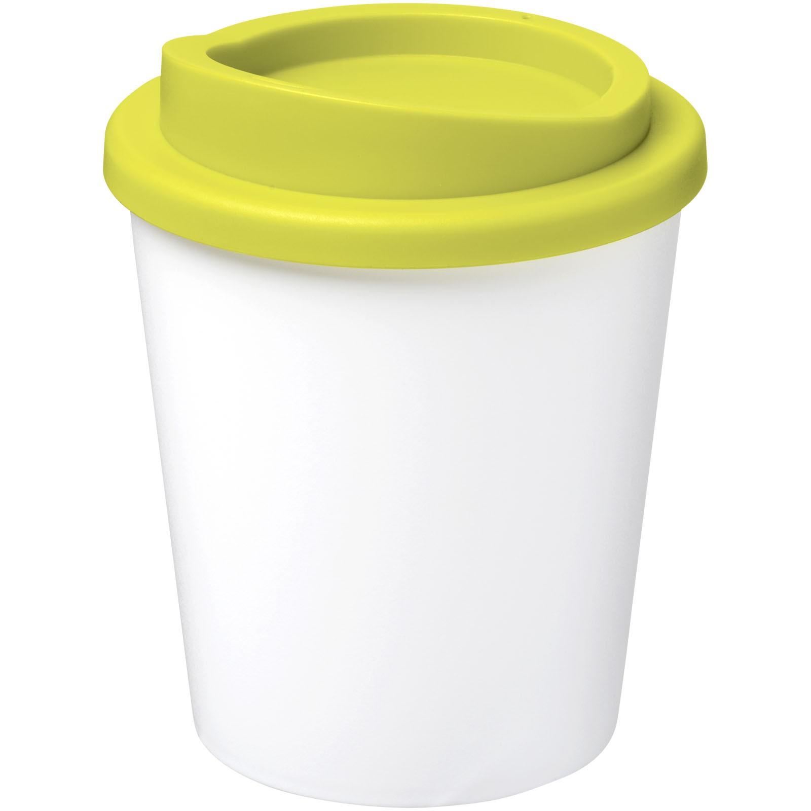Americano® Vaso térmico Espresso de 250 ml - Blanco / Lima