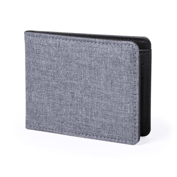 Card Holder Wallet Rupuk - Grey