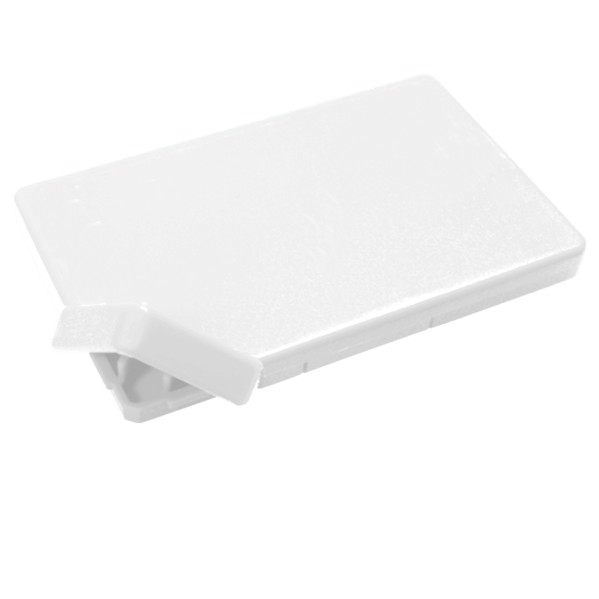 "Mint Dispenser ""Rectangle"" - White"