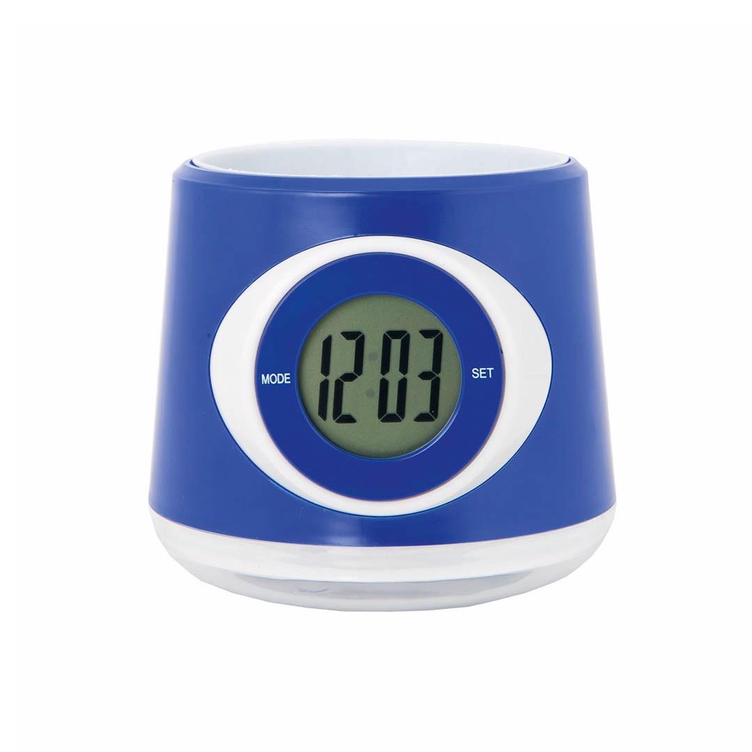 Reloj Macetero Zelmo - Azul