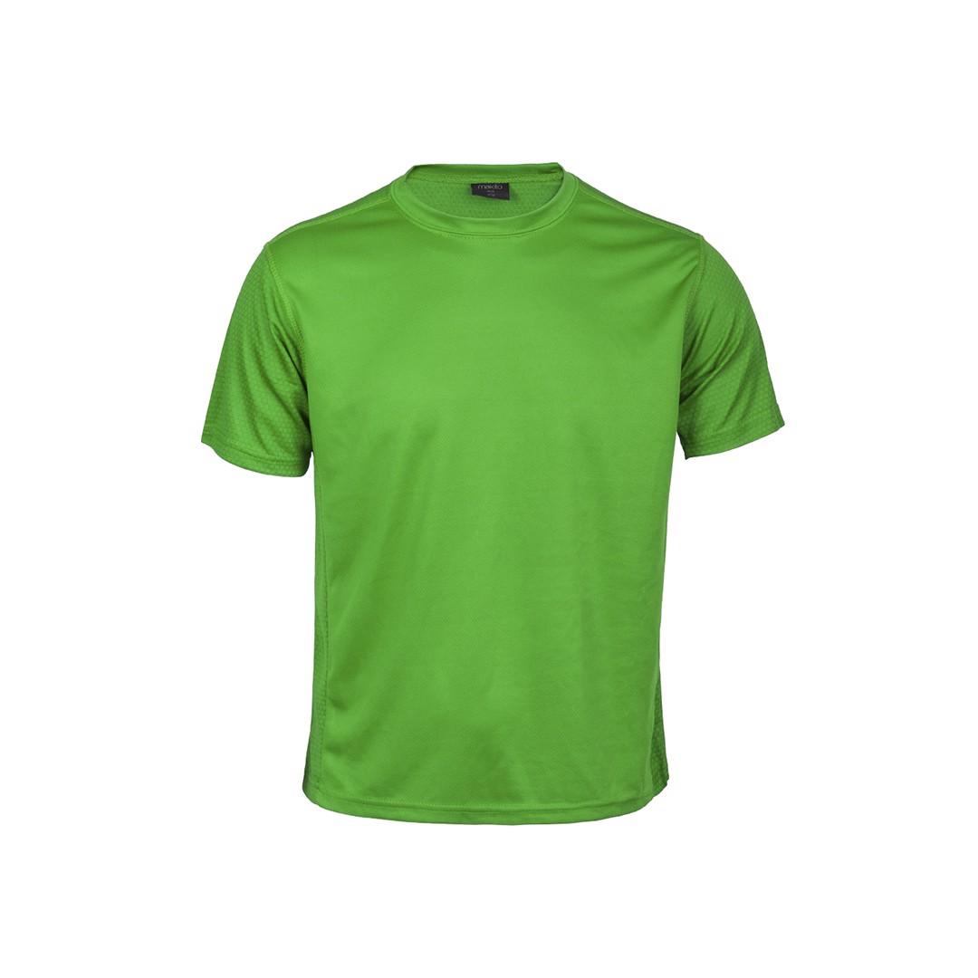 T-Shirt Criança Tecnic Rox - Verde / 10-12