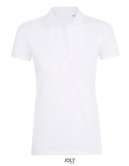 Phoenix Women Polo - White / XXL