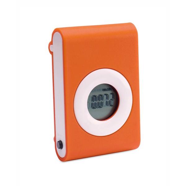Podómetro Neiva - Blanco / Naranja