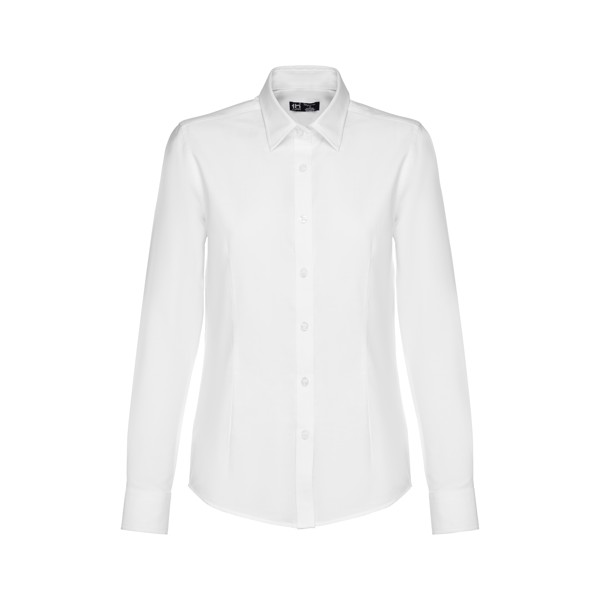 TOKYO WOMEN. Γυναικείο πουκάμισο oxford - Λευκό / XXL
