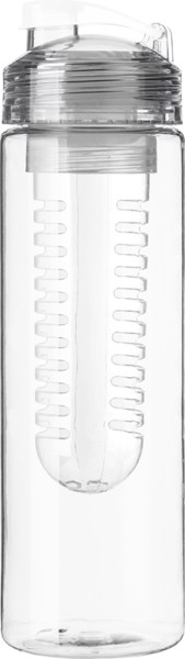 Tritan and PS bottle - White