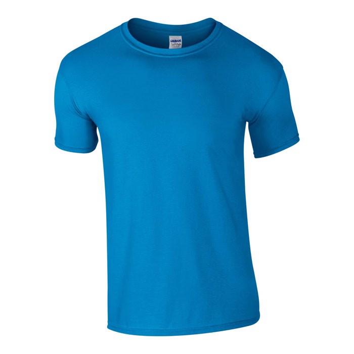 Ring Spun tričko 150 g/m² Ring Spun T-Shirt 64000 - Sapphire / XXL