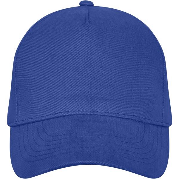 Doyle 5 panel cap - Blue