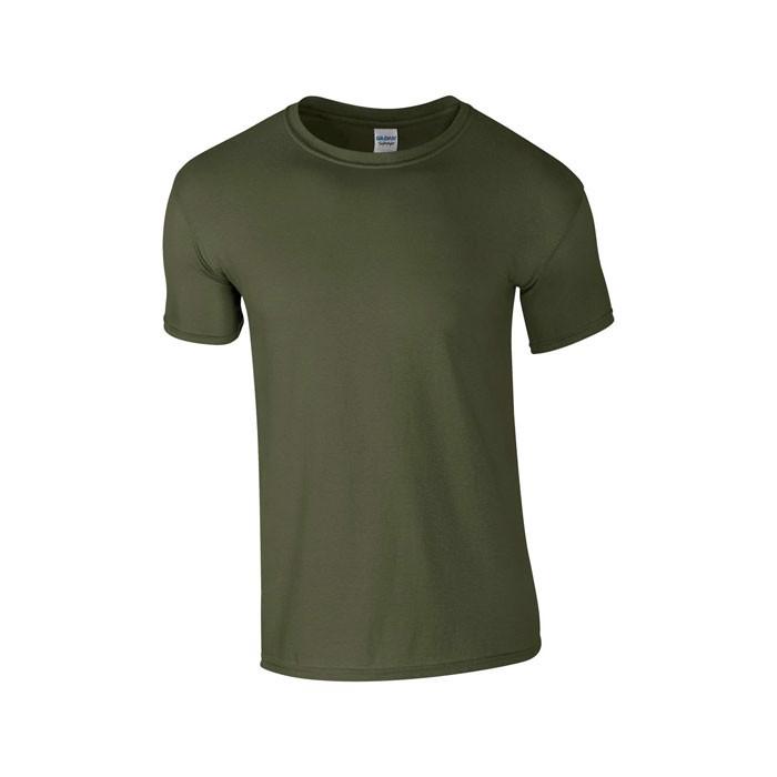 Ring Spun T-Shirt 150 g/m² Ring Spun T-Shirt 64000 - Military Green / XXL