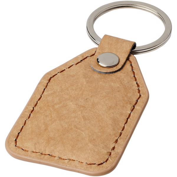 Pepier keychain - Brown