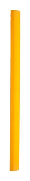 Dřevěná Tužka Carpenter - Žlutá