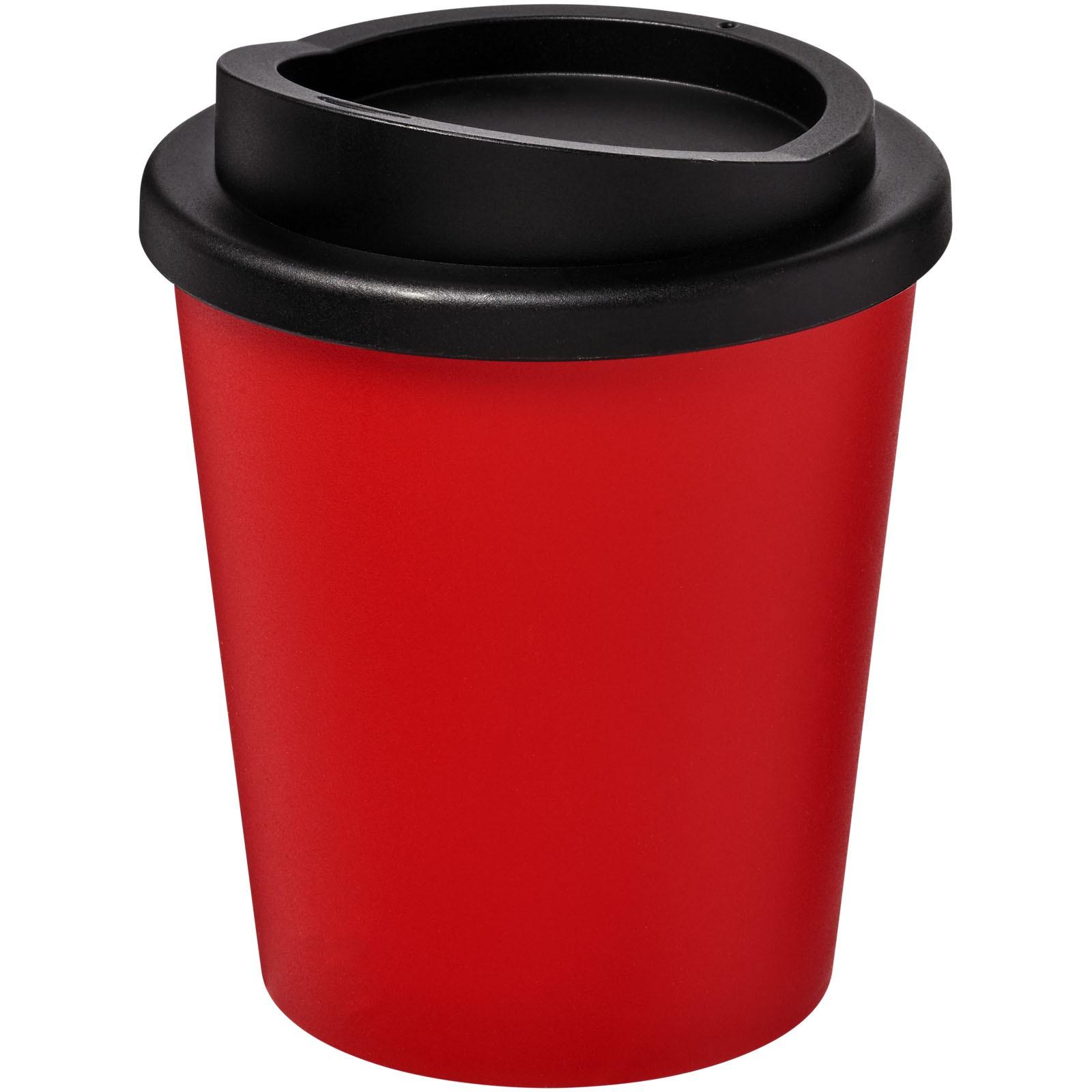 Americano® Vaso térmico Espresso de 250 ml - Rojo / Negro intenso