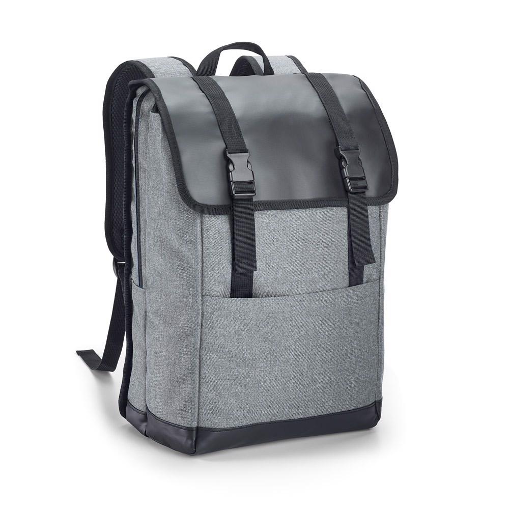 TRAVELLER. Laptop backpack 17'' - Light Grey