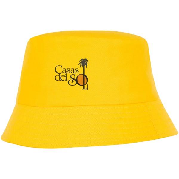 Solaris sun hat - Yellow