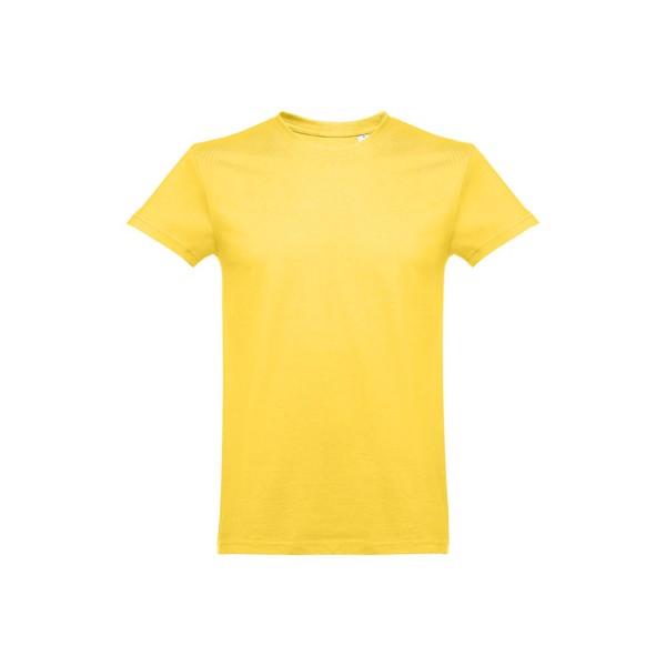 THC ANKARA. Men's t-shirt - Yellow / XXL